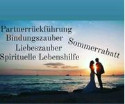 Erfolgreiche Partnerrückführung Liebeszauber Trennung Bindung
