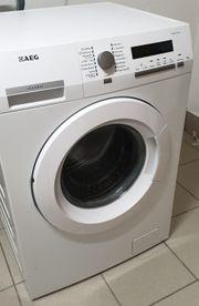 AEG Lavamat Waschmaschine Frontlader 1400