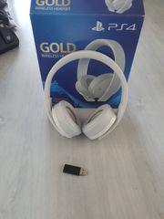 PS4 Headset Wireless