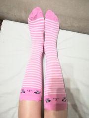 Socken vom kleinen Lolitagothic Größe