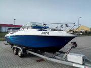 Motorboot Angelboot zu verkaufen