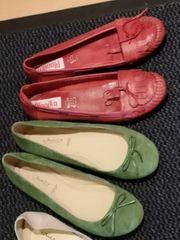 echtlerder Schuhe 39 5