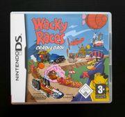 NINTENDO DS Wacky Races Crash