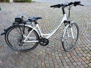 Damen E - Bike