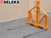 DELEKS® D-700 Palettengabel für Traktoren