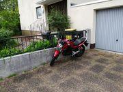 Honda 125 f Garantie 500km