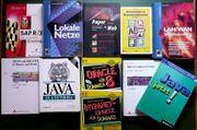 Konvolut von 11 Fachbüchern für