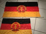 2 Fahnen von der DDR