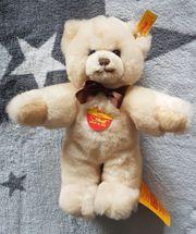 steiff Teddy Teddybär Molly Knopf