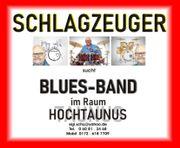 SCHLAGZEUGER sucht BLUES-BAND