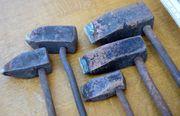 Lötkolben altes Werkzeug