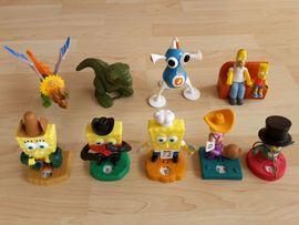 Sonstiges Kinderspielzeug - Spielzeug Spielzeugfiguren Spielkarten Sponge Bob