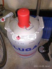 Gasflasche Alugas 11 kg