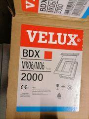 Fenster eindeckrahmen Velux EDZ MK