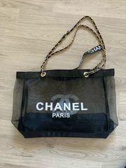 Chanel tasche shopper