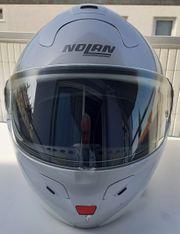 Motorradhelm Nolan N102 Louis Spezial