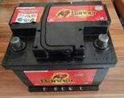 Banner Batterie 44Ah Überbrückungskabel