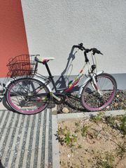 24 Zoll Fahrrad für Mädchen