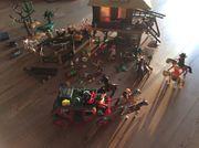 Playmobil Ranch bzw Wildtierstation sowie