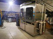 Dieselpartikel Filter Reinigungsmaschine für Bus