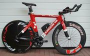 Carbon-Zeitfahrrad Triathlon-Rad Argon 18 E112