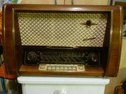 Röhrenradio Loewe Opta Meteor