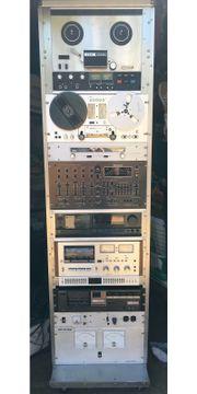 Vintage Custom Stereo Rack Pioneer