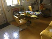 SCHREIBTISCH Tisch Glasschreibtisch mit Schublade