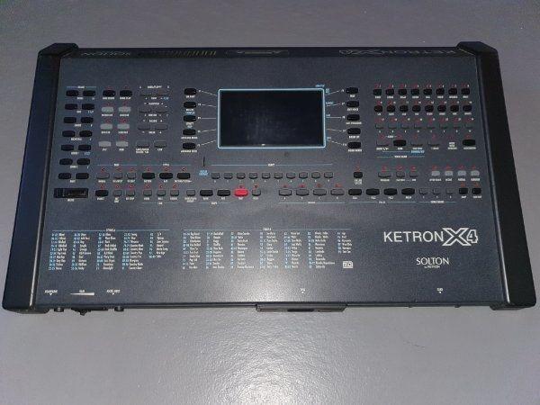Ketron X4 Midiexpander Midifileplayer Soundmodul