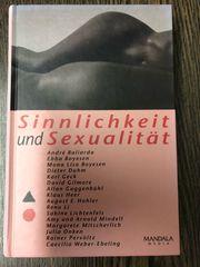 Sinnlichkeit und Sexualität