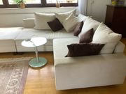 Großes Sofa Couch in Beige