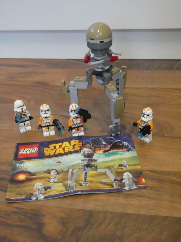 Lego Star Wars 75036