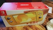 Nintendo switch lite neu