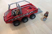 4844 Playmobil Schatzsucher Fahrzeug in