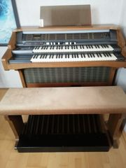 Wersi Orgel Gamma Digital DX500