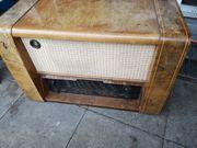 50er Jahre - Siemens Radio Spitzen-Super