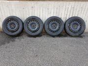 4x Dunlop Winterreifen mit RDK