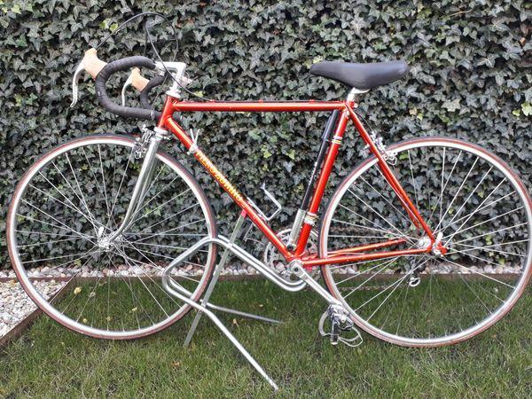 Retro Vintage Rennrad Piero Zurino