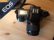 Analoge Spiegelreflexkamera Canon EOS 1000F