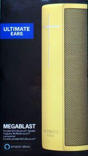 ULTIMATE EARS MEGABLAST Bluetooth Lautsprecher