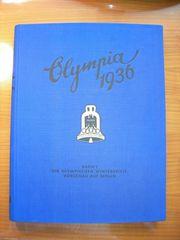 OLYMPIA - BÜCHER historische Originale von
