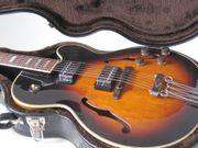 Vintage Ibanez Jazz-Gitarre