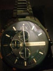 Armani Exchange Chronograph Herren Armbanduhr