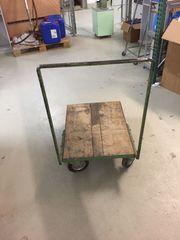 Rollwagen Plattformwagen für Werkstatt Produktion