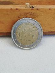 MÜNZE Euro 2 -- ITALIEN