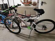 Bergsteiger Fahrrad abzugeben
