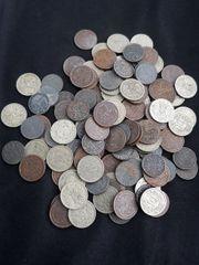 120 X Münzen aus der