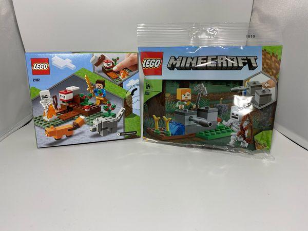 Lego Minecraft Taiga Abenteuer 21162