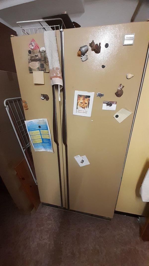 Kühlschrank Gefrierschrank Kombi Side by