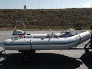 Schlauchboot TYPHOON 380 5 PS